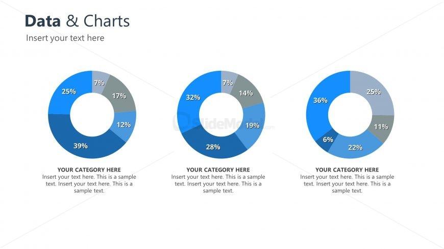 PowerPoint Donut Chart Templates