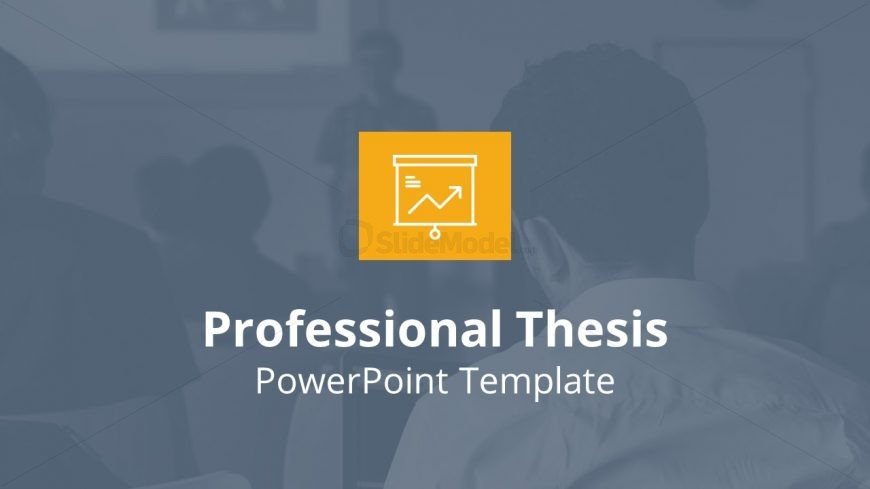 Cover Slide of Professional Thesis