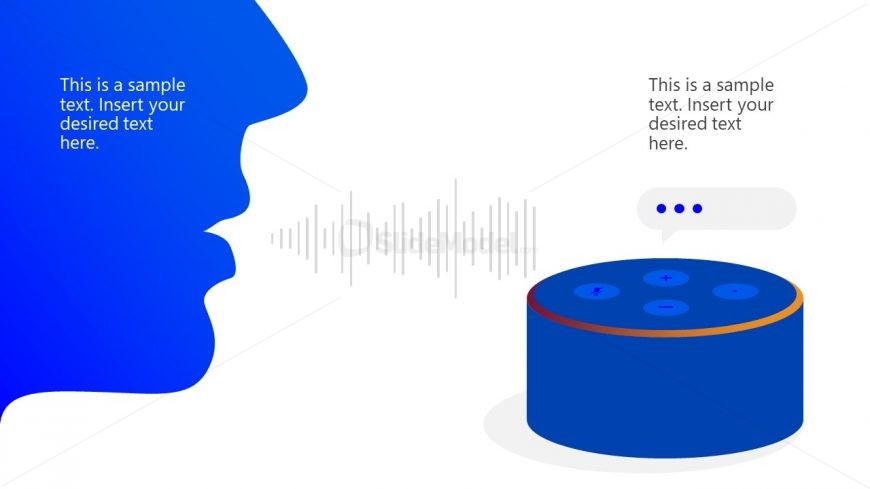 Voice Assistant Technology Template