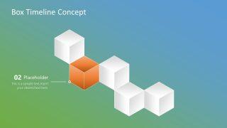 PowerPoint Cuber 3D Timeline