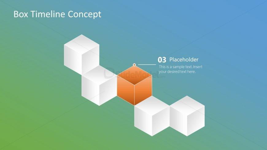 Cuber Milestones 3D PowerPoint