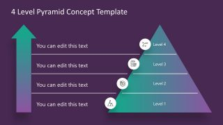 Presentation for Pyramid Diagram PPT