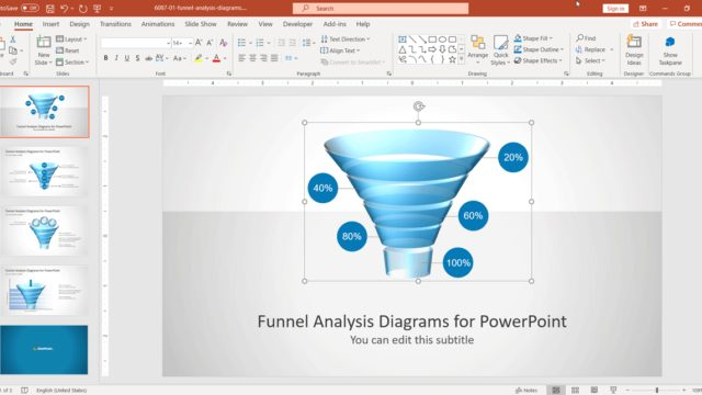 Creative Ways To Use Funnel Diagrams in PowerPoint