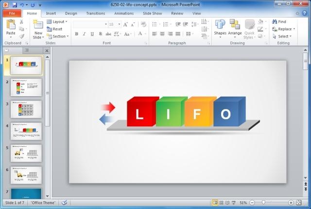 LIFO Concept