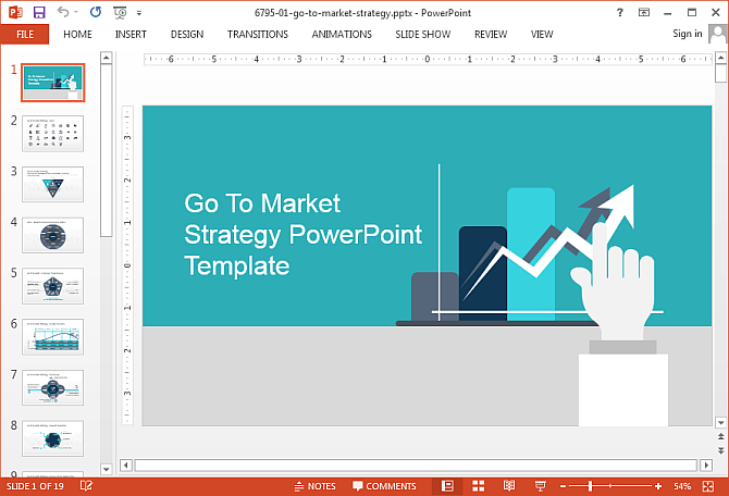 How to create a powerpoint presentation for investors for How to create power point template