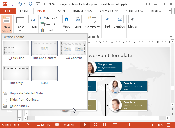 How to combine multiple powerpoint presentations in powerpoint 2013 merge powerpoint presentations toneelgroepblik Images