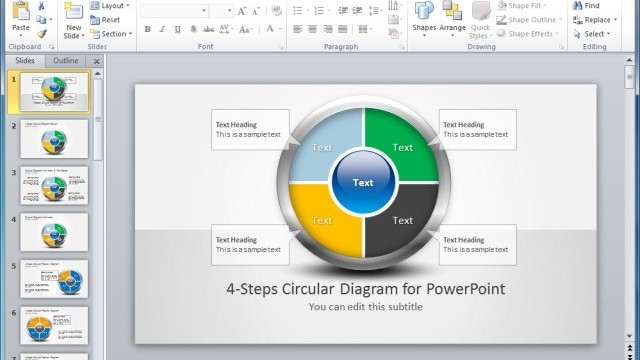 Best Professional PowerPoint Templates And Diagrams