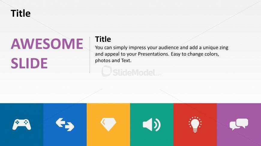 Presentation for Reports Design Template