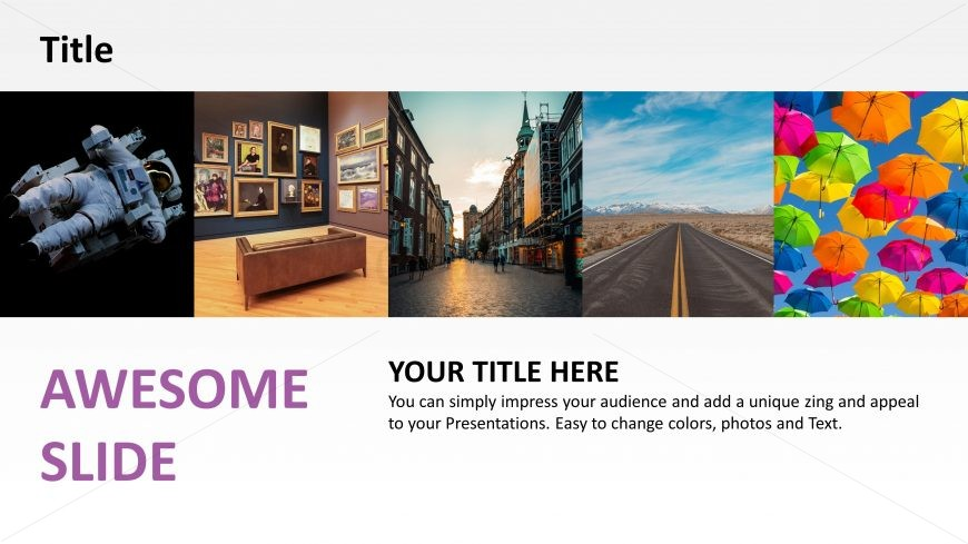 Photo Gallery PowerPoint Templates
