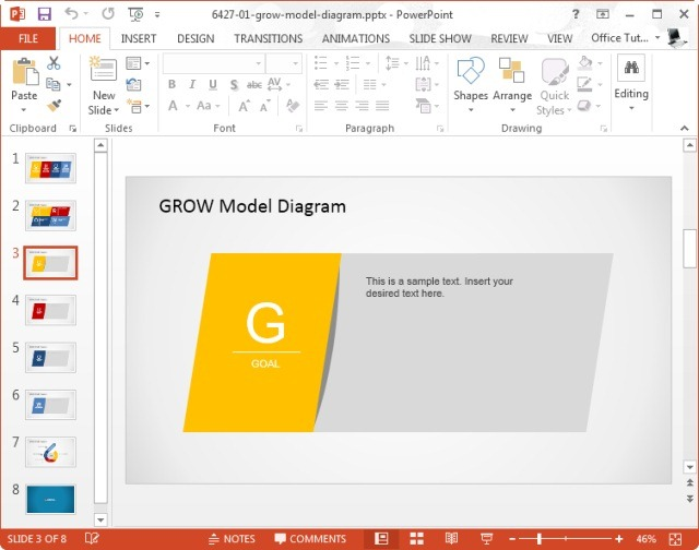 create grow model
