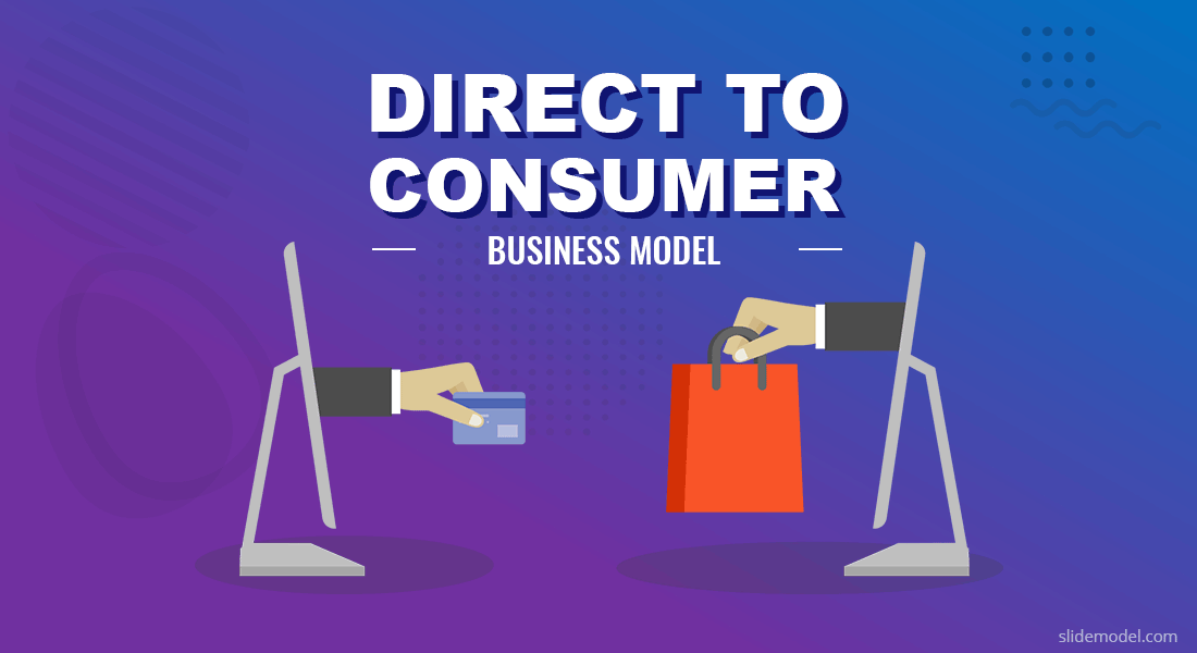 Direct to Consumer PPT Banner