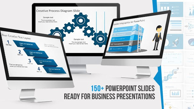 150+ Free PowerPoint Slides to Make Great Visually Appealing Presentations