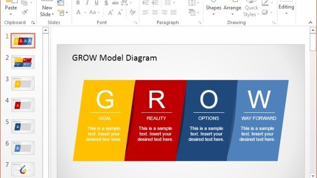 What is GROW Model And How To Use it in Presentations?