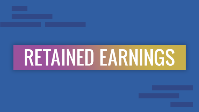 How to Create a Statement of Retained Earnings for a Financial Presentation