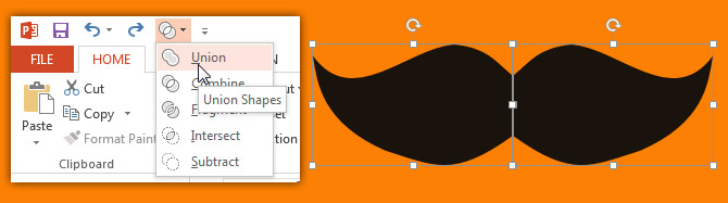 moustaches-union-shapes-powerpoint