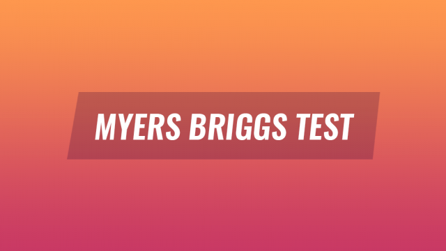 Which Presentation Style Suits You According to the Myers Briggs Test?