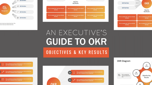 An Executive's Guide to OKRs (Objectives and Key Results) Framework