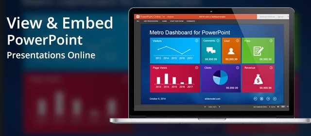 Upload, View & Embed Presentations with PowerPoint Online Viewer