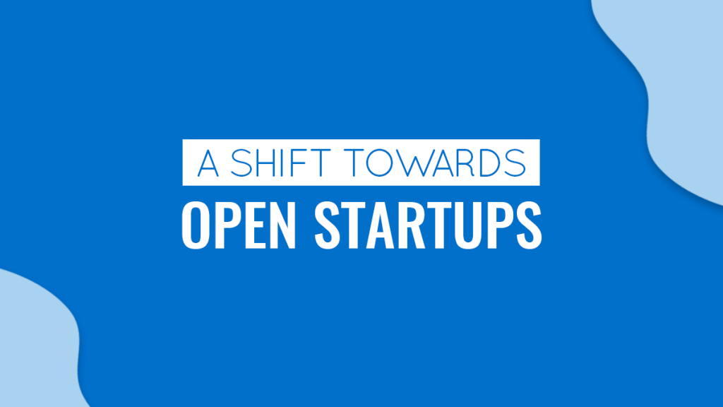 Open Startups Cover Image