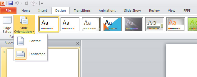 page-orientation-powerpoint-2010