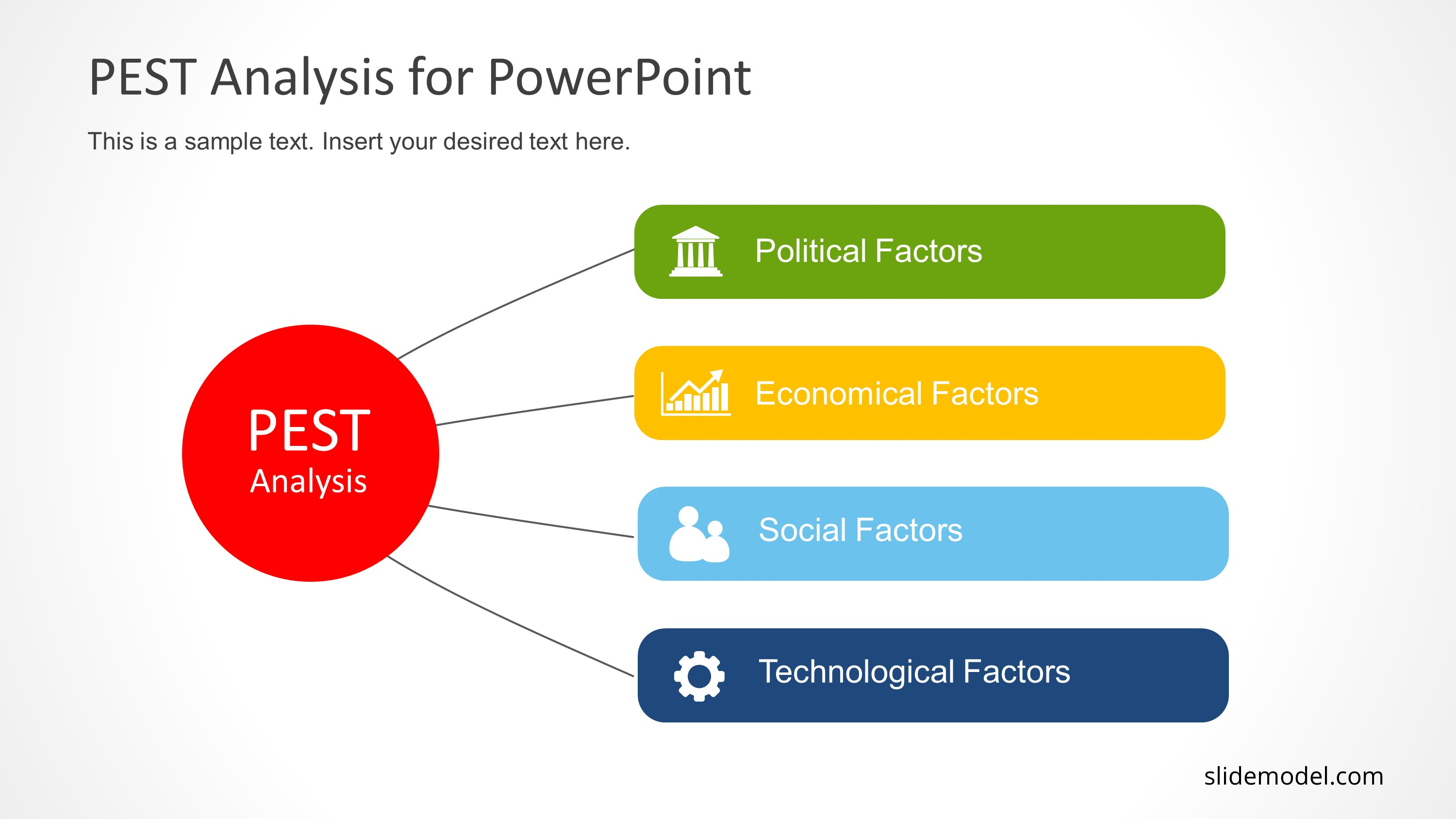 PPT Template for PEST Analysis