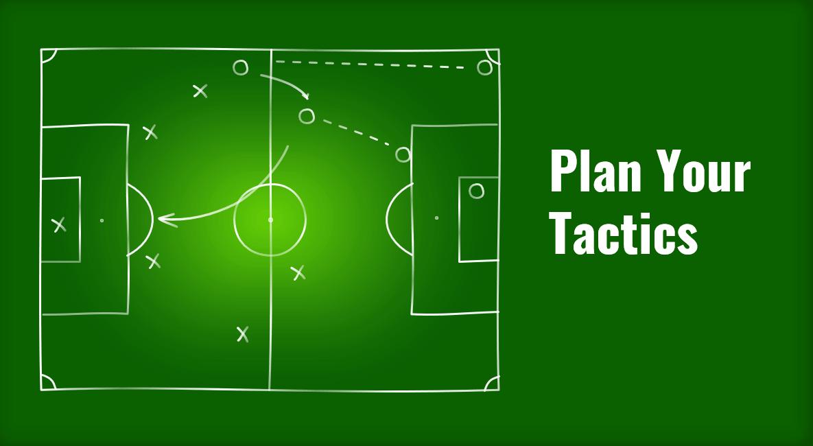 Game Play - Plan your tactics presentation design