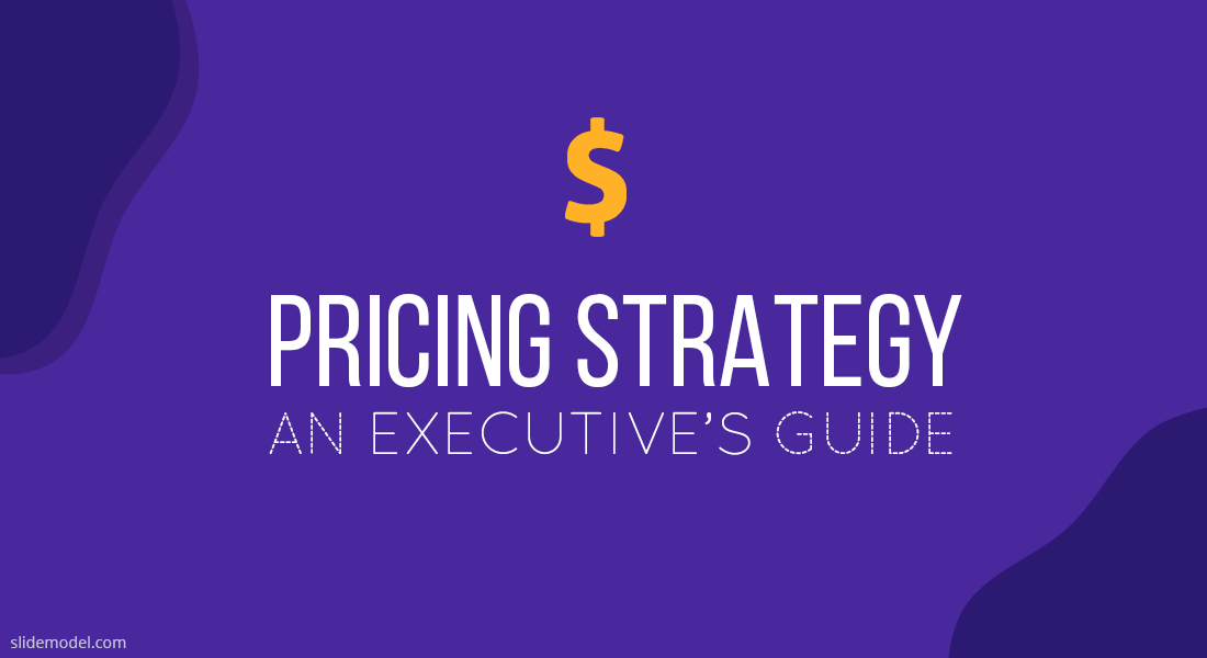 An Executive's Guide to Pricing Strategy Models