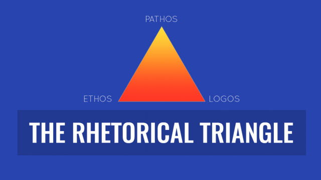 Building a Persuasive Argument with the Rhetorical Triangle Concept