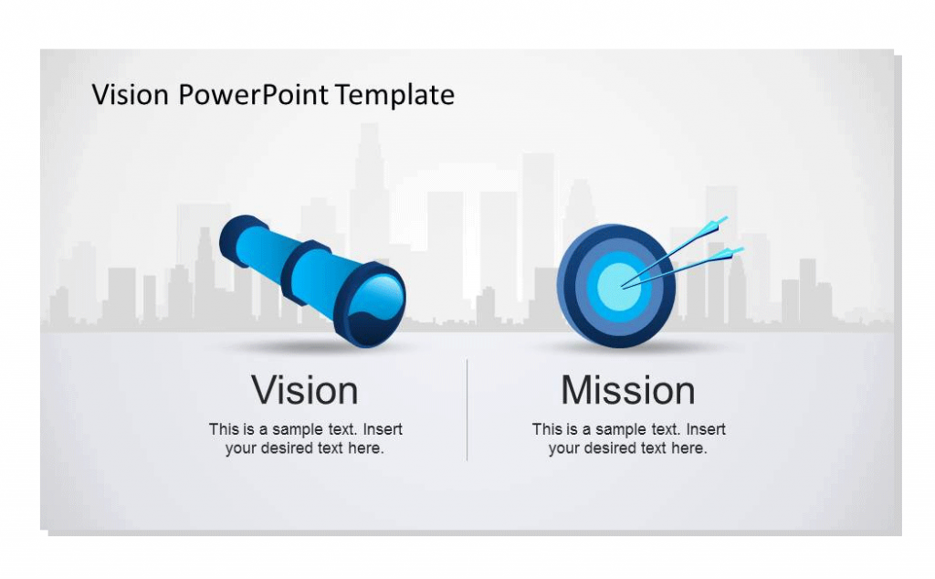 Vision Statement PowerPoint template