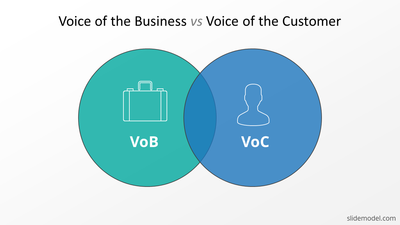 Voice of the Customer vs Voice of the Business